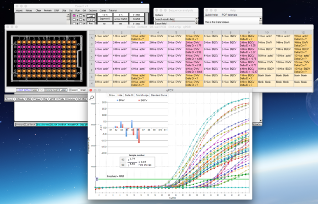 case it molecular biology simulations for case based learning in